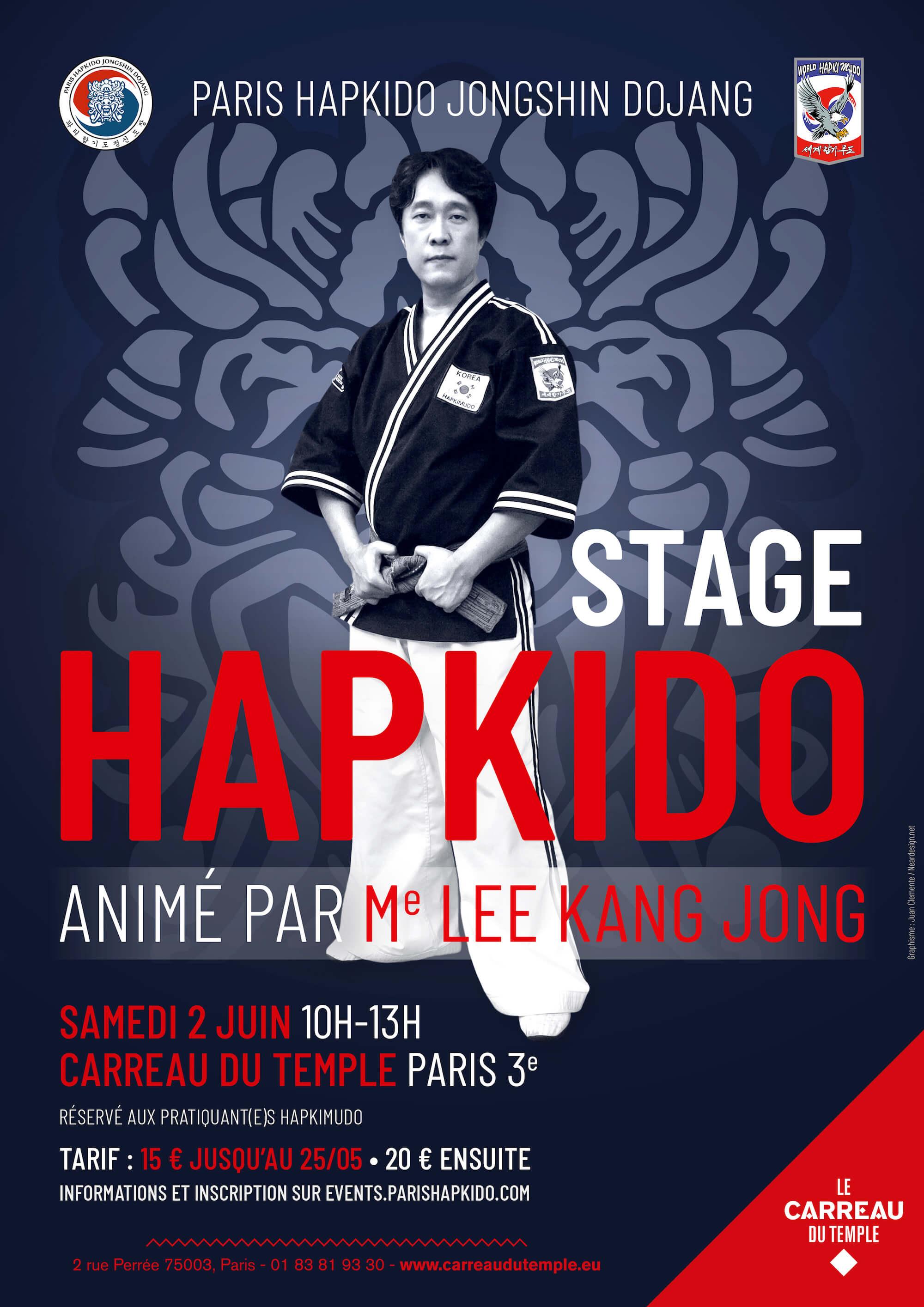 Stage Hapkimudo